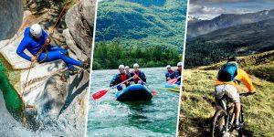 Ticino Adventures package deals