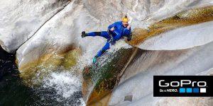 Ticino Adventures Hire, Mieten Sie eine GoPro-Kamera