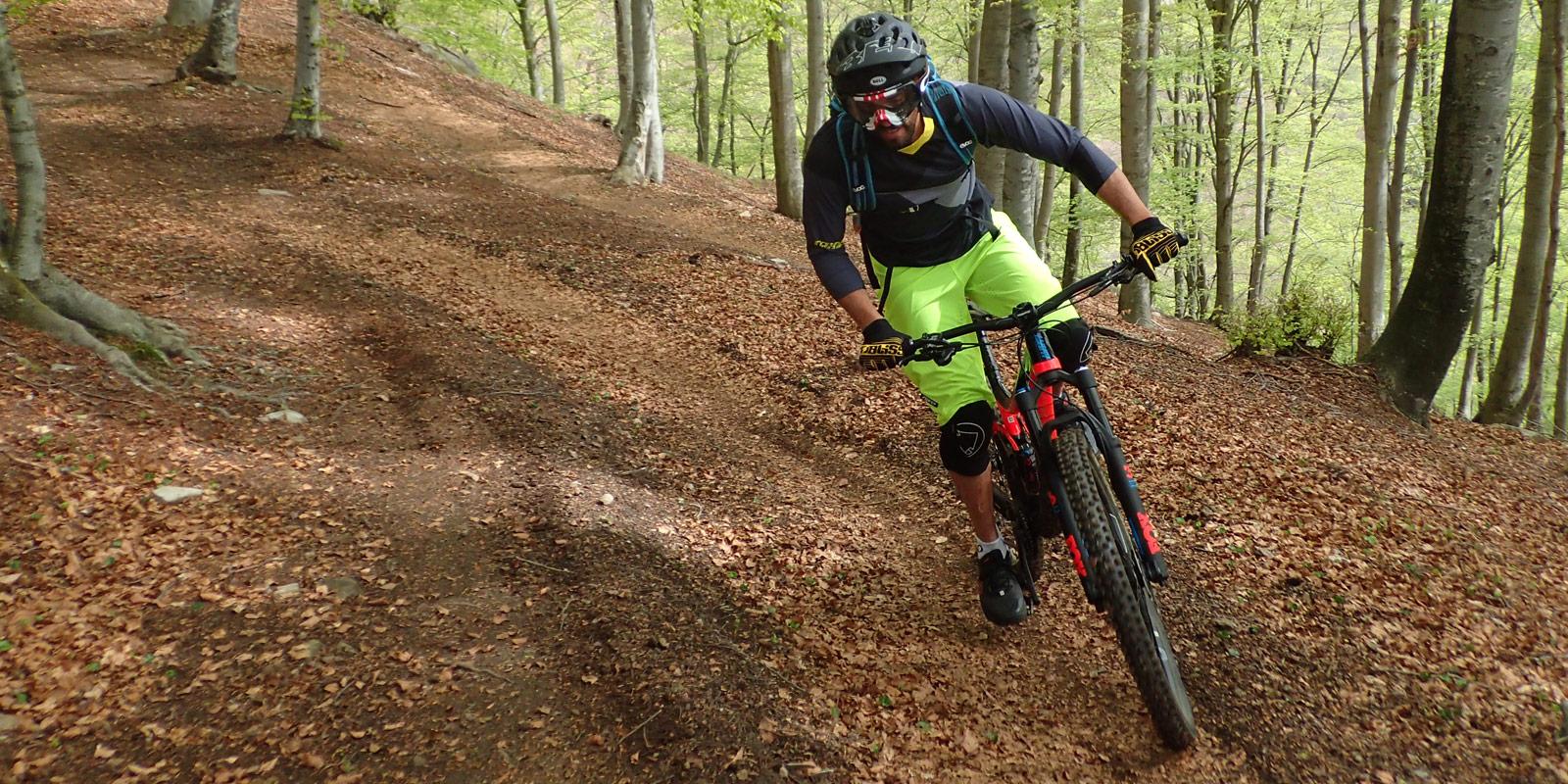 biking riarena trails ticino adventures