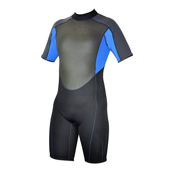 shorty wetsuit rental