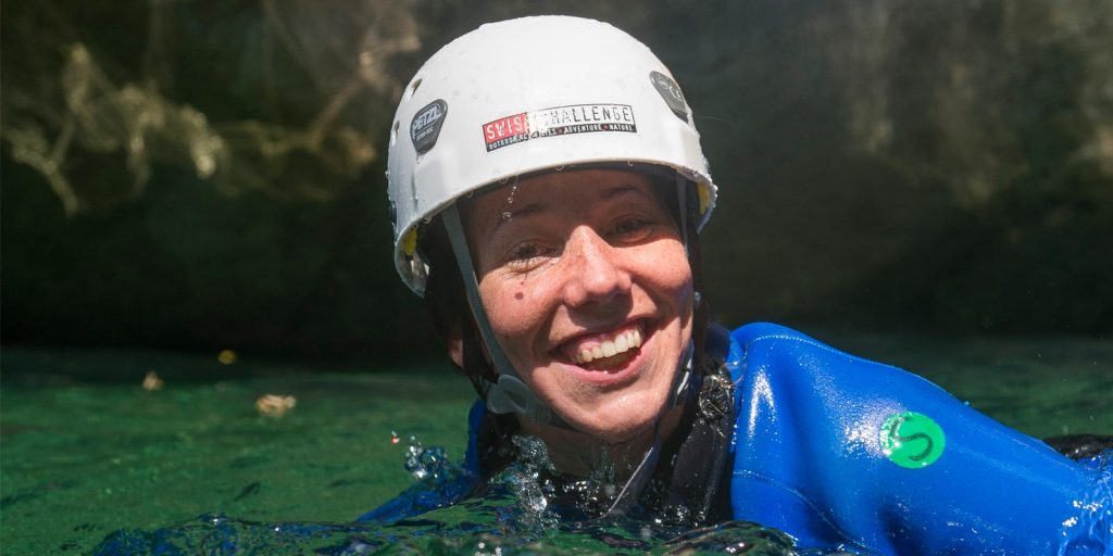gorge adventure brings huge smiles