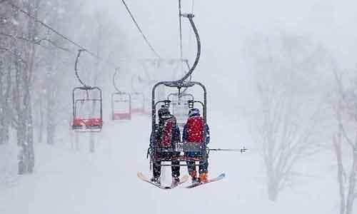 Ticino Adventure guided skiing Japan
